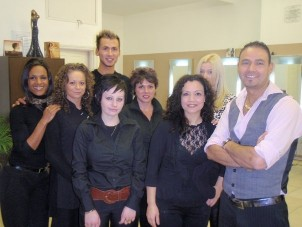 Strand Salon team